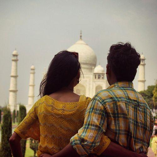 Tajmahal Agra India Incredibleindia SevenWonders Sevenwondersoftheworld Lovebird Deeplove Inlove Feelloved Friend @rashmiranjana Clickbyme Gulfam Fotofinch Like Photo Likeme Followforfollow Followme _soi Indiapictures Indiaclicks Indian