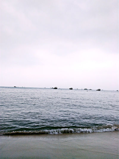 Guangdong 巽寮湾 Guangdong China Guangdong Style Sea Sea And Sky Sea_collection Sea View 沙滩 海大スキ 海 海岸 宽广 Sea Life EyeEmNewHere
