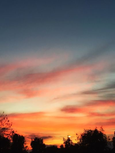 Sundown...♥ In Broadstairs Sunset Sky Nature Colours Gratitude Beauty In Nature
