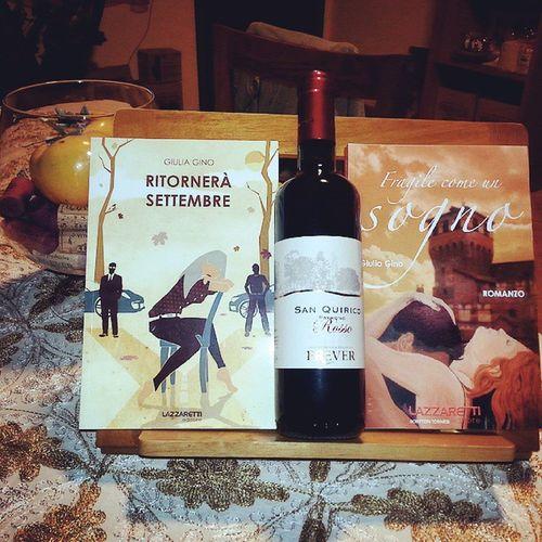 I miei Romanzi Fragilecomeunsogno e Ritorneràsettembre saranno presentati durante la Serata del 5dicembre2014 presso l' Azienda Vinícola Prever Villarbasse Unlibrounbicchieredivino Book Wine