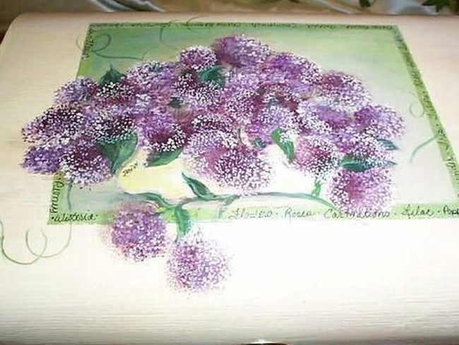 Everything In Its Place Artistic Organization Taking Photos Enjoying Life Strangely Capitvating Patterns & Textures My Artwork Labor Of Love Handmade Hand Painted Hand Wood Working Wood Art Box Lilacs Easter Ready Happiness Is.... Pastel Power