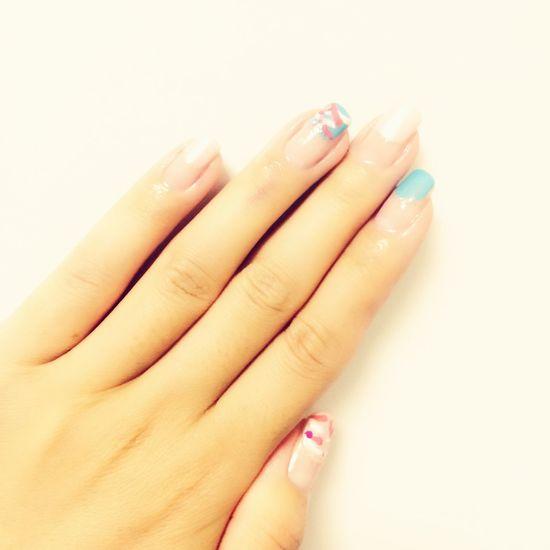 Nails Nail Nailpolish Nailoftheday ネイル セルフネイル