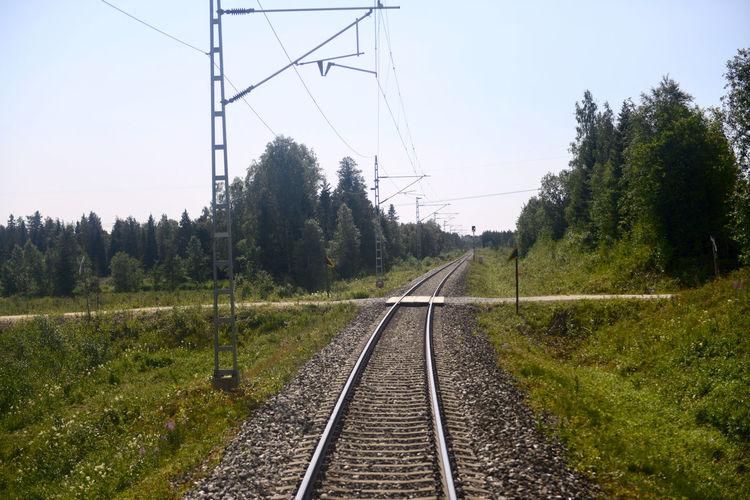Track Railroad