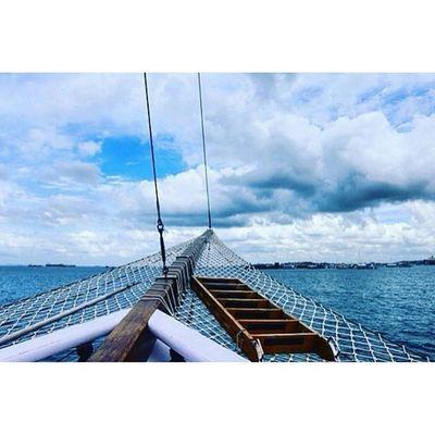 Passeio de escuna rumo à Ilha de Frades e ilha de Itaparica. Tour completo no SNAP: irodolpho Day2 Salvador Comele Lov