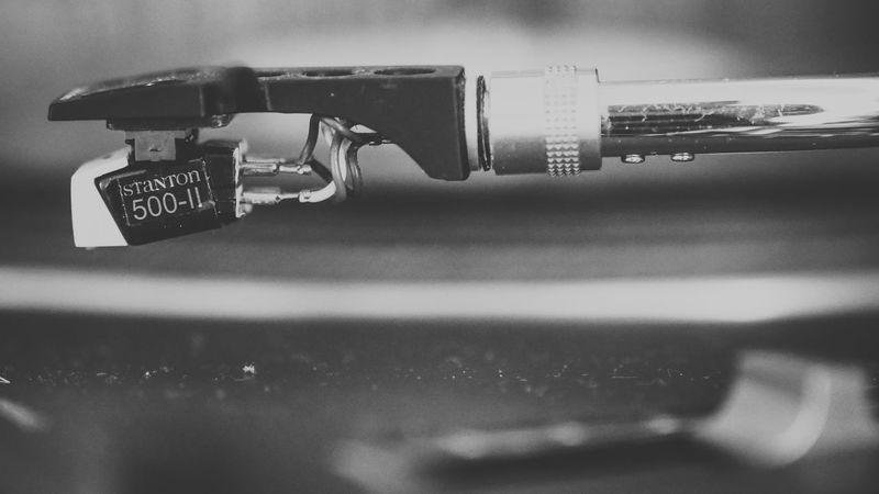 Dj Music Stanton  Technics B&w Black And White Photography Monochrome London