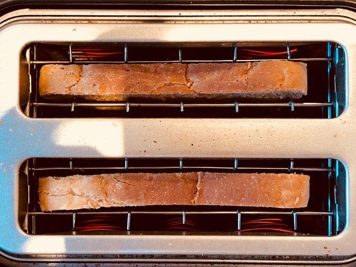 Toaster Food