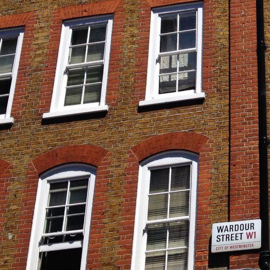 Wardour Street Signs