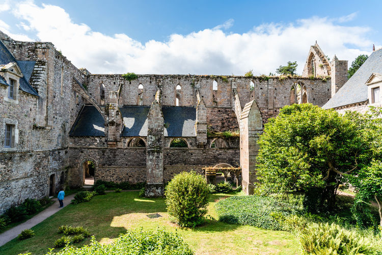 Abbey of Beauport (Abbaye de Beauport) Monastery Abbey Paimpol Medieval Ancient Architecture Romanesque Gothic Gothic Style Built Structure Building Day No People Travel Abbaye De Beauport Beauport Ruins Historical Building Historic Brittany France Europe Building Exterior Plant Sky Tree Nature The Past History Travel Destinations Cloud - Sky Sunlight Growth Tourism Old Grass Outdoors Ancient Civilization