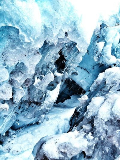 Blue Wave Snow Blue Nature_collection Ice Crystals Ecuador Cotopaxi Adventure Time Amazing_captures Bluelife