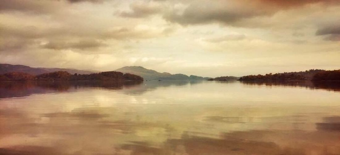 ❤️ Loch Lomond Loch Lomond Loch  Water Water Reflections Scenics Scotland IPhoneography Beauty In Nature Landscape Tranquility Waterfront Outdoors Lake Shore EyeEmNewHere Lost In The Landscape Lost In The Landscape