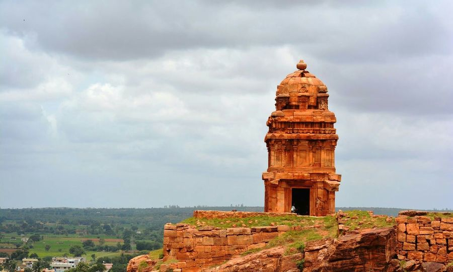 Beauty On The Top Badami