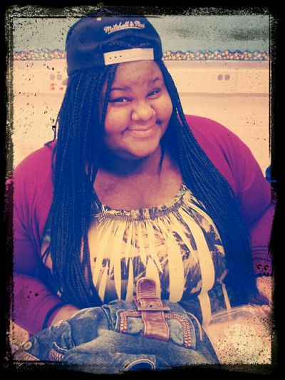My Booo Melony During Lunch :)
