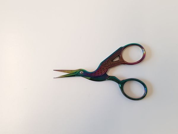 Designer Stork Shaped Scissors Scissors Design GalaxyS8+ Colours EyeCandy  Manchester EyeEm Selects