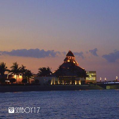تصويري  عدستي جده جدة الغروب نيكون البحر By_me Jeddah Sunset Nikon Nikontop Nikond3200 Nikon D3200