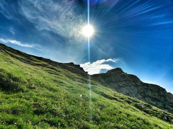 Landscape Mountains Dolomites, Italy