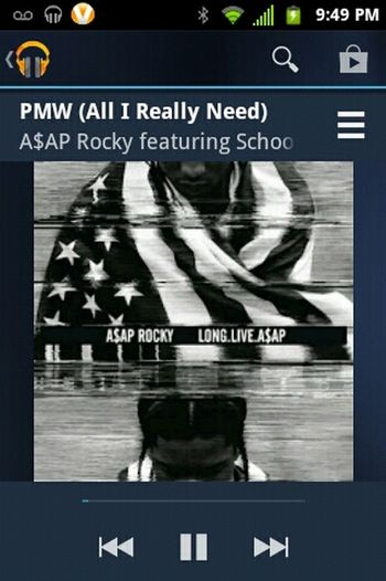 Listenin To Asap