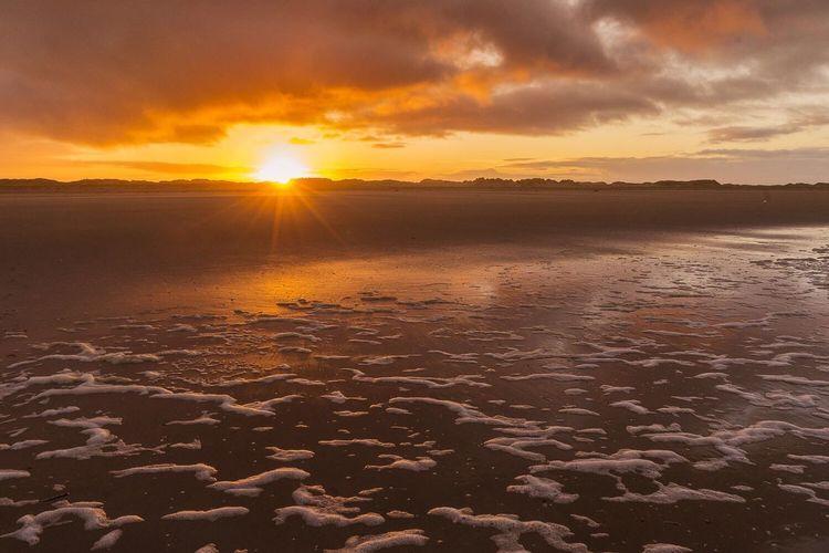 Sunset @ Rømø Beach Sunset Rømø Island Pgotography
