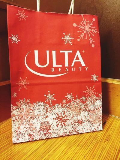 Happy holidays Ulta