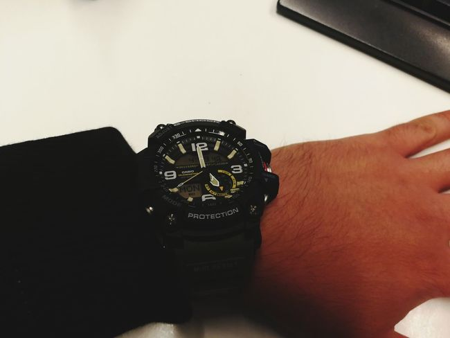 Casio Casio G-shock Mudmaster Casiowatch