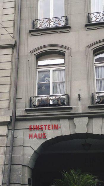 Building Exterior Einstein EinsteinHaus Einsteins
