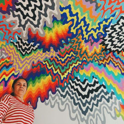Where's Waldo? Portrait Of A Friend Portrait Of A Woman Portraiture Portrait Photography Miami Art Art Wall Art
