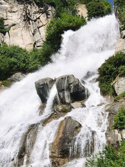 Waterfall High