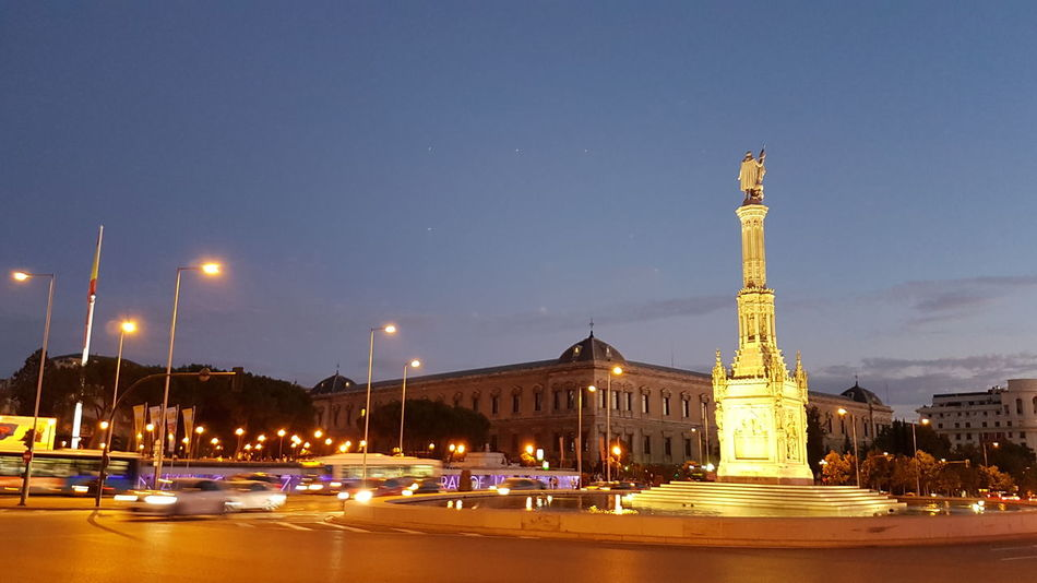Night Illuminated City Travel Destinations Architecture Travel