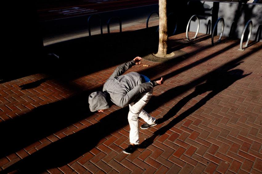 Streetphotography Street Photography Shadow Sunlight Sport Adult Full Length People Only Men The Week On EyeEm Editor's Picks