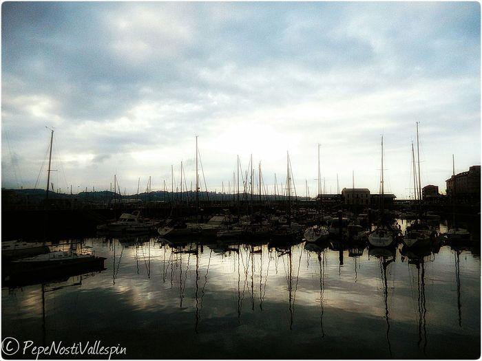 Gijón Marina Yactingharbour