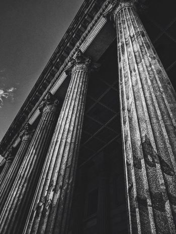 🏛 Architecture Day Built Structure No People Outdoors Low Angle View Sky