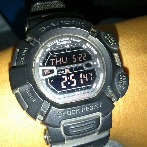 G-9000-MS1 Casi_id Gshock_id