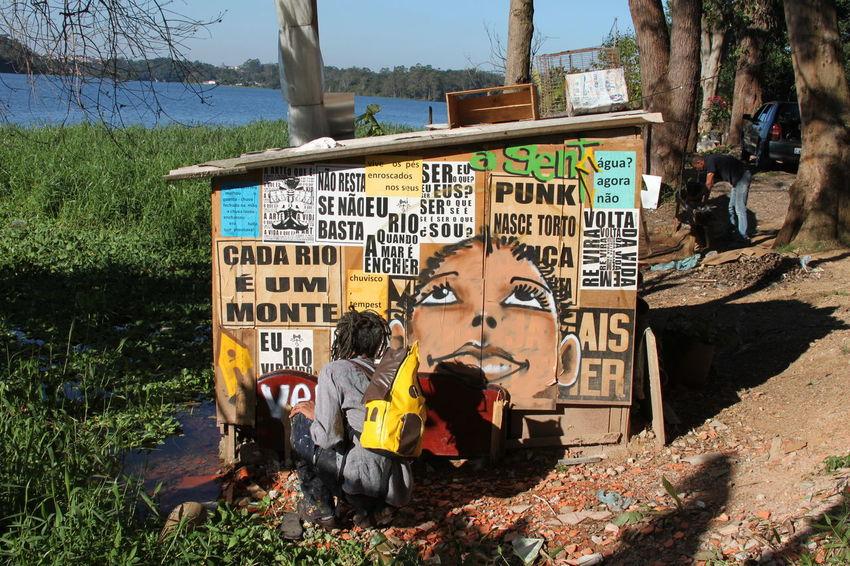 Art Is Everywhere Artist Brazil Cityscape Graffiti SP Spraying Urban Expression  Alternative Art Cidade Cinza Eye4photography  Graffiti Art Graffiti Wall Grajaú Manifestation Nature Outdoors Periphery Pixo Real People Sampa Spray Paint Streetphotography Text
