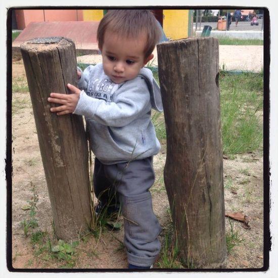 My Boy! Hello World Brincando Relaxing Amor ???...