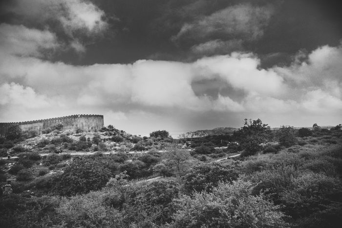 Beautiful Landscape Ansel Adams Inspired India Nikon Sigma Art SigmaLenses Black And White Blackandwhite Cloud - Sky D750 Day Environment Field Land Landscape Landscape_photography Nature No People Non-urban Scene Outdoors Sky Tranquil Scene Tranquility Tree