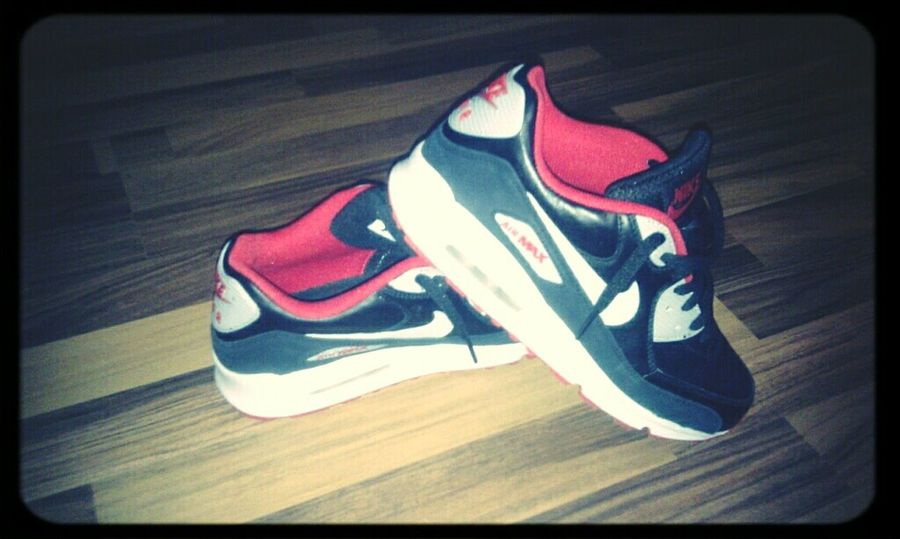 Nike Airmax Nikeairmax Nikeairmax90premium No People ShoePorn Shoestagram Shoegasm