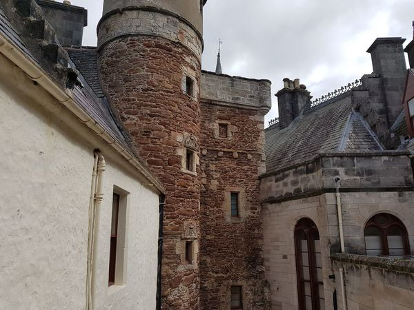 Scotland Scottish Scottishhighlands Highlands Highlandsofscotland Castle Dunrobin Castle History Ancient Architecture Building Exterior Sky Built Structure Arch The Past Historic Building Historic