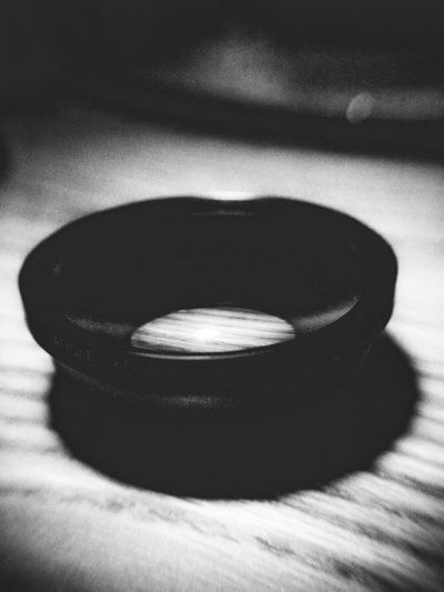 Lens extension Close-up Day Indoors  Lens No People Photography Themes Single Object Still Life Table