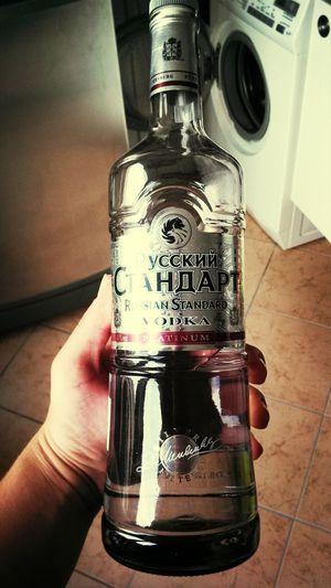 Russian Standard Vodka My Hobby :) Berlin Life Enjoying Life