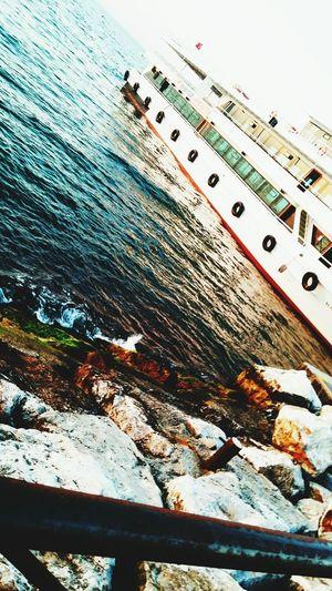 Sea Tadaa Tas Ship Scenere Beatiful Yalovasahili Yalova