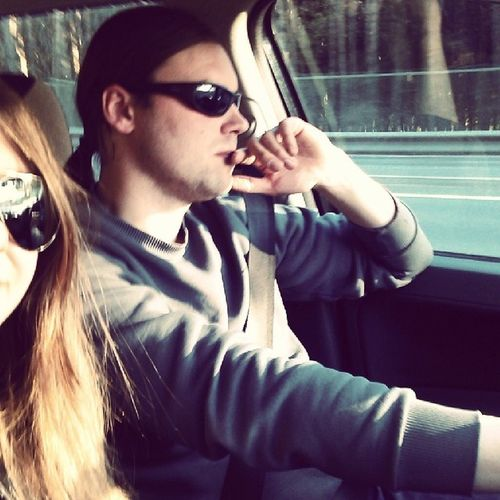 Трудовые будни CoffeeBox Coffeeboxteam Team Work me alex lovemyjob drive car sunglasses