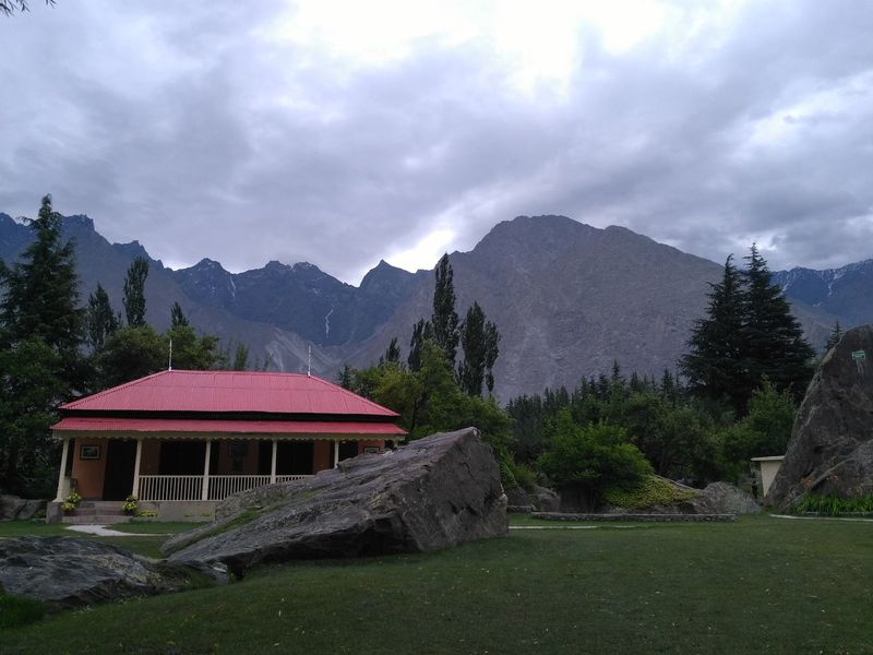 Shangrilla Resort, Skardu, Pakistan Mountain Built Structure Architecture Tree No People Cloud - Sky Building Exterior Scenics Landscape Outdoors Sky Day Beauty In Nature Water Grass Nature Blue Color Summer Blue Freshness This Week On Eyeem Honor5x PhonePhotography Hut Shangrilla