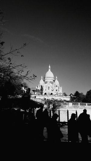 Tourism Built Structure Travel Destinations Paris Sacre Coeur Basilica City Paris ❤