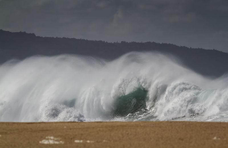 Giant shore