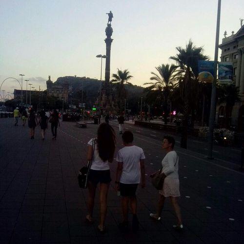 Europe SPAIN Barselona