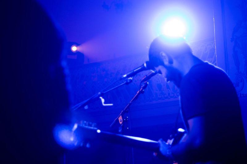 Glitch Lens Flare Concert Thegreyhoundjamesband