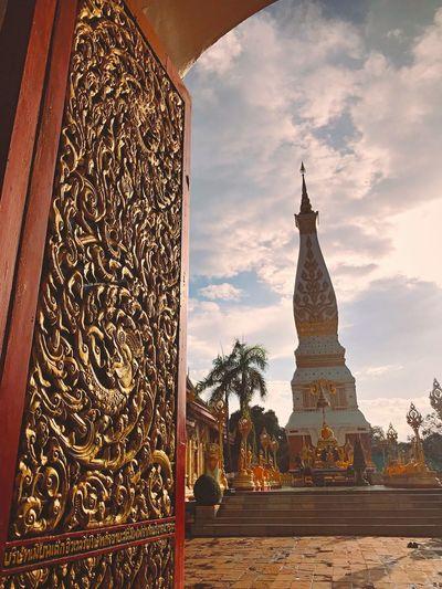 นครพนม Built Structure Architecture Spirituality Belief Religion Building EyeEmNewHere