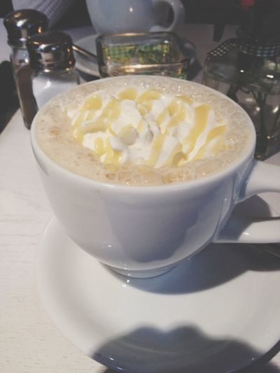 Coffee Time Cafe Glück Love