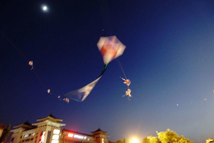 Night Kite Original Experiences China