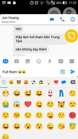 我的老师 很帅 Handsome 老师 Jun Huang 很可爱 Screenshot Icon