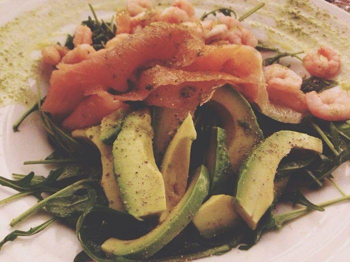 Food Avocat Pamplemousse